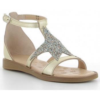 Zapatos Niña Sandalias Acebo's 9895-GE Doré