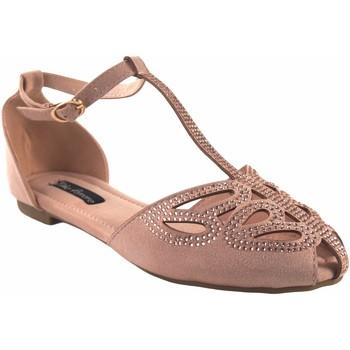 Zapatos Mujer Sandalias Olivina Zapato señora BEBY 19067 rosa Rosa