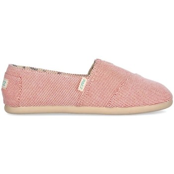 Zapatos Mujer Alpargatas Paez Original Gum W Rojo