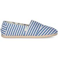 Zapatos Mujer Alpargatas Paez Original Gum W Azul