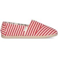 Zapatos Mujer Alpargatas Paez Original Gum W Multicolor