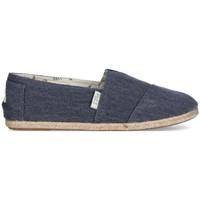 Zapatos Mujer Alpargatas Paez Original Classic W Azul