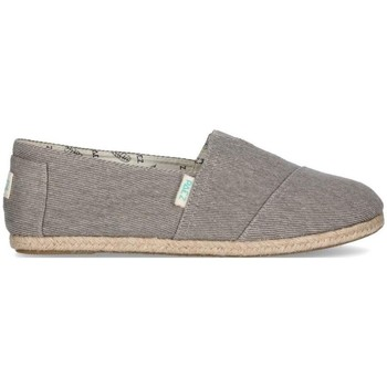 Zapatos Mujer Alpargatas Paez Original Classic W Gris