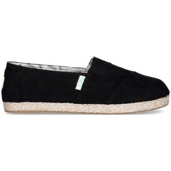 Zapatos Mujer Alpargatas Paez Original Raw W Negro