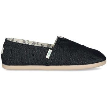 Zapatos Mujer Alpargatas Paez Original Gum W Negro