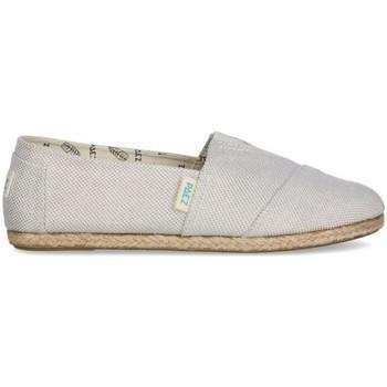 Zapatos Mujer Alpargatas Paez Original Classic W Plata