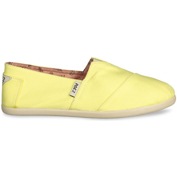 Zapatos Mujer Alpargatas Paez Original Gum W Amarillo
