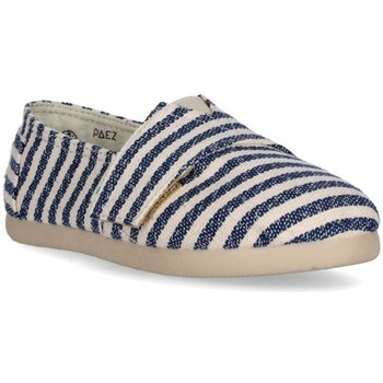 Zapatos Niños Alpargatas Paez Original Gum Classic K Multicolor