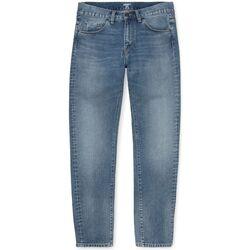textil Hombre Vaqueros rectos Carhartt Vicious Maitland Pants Azul
