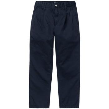 textil Hombre Pantalones chinos Carhartt Abbott Pant Azul