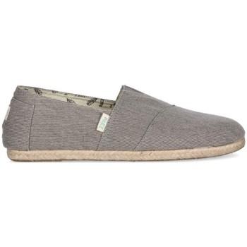 Zapatos Hombre Alpargatas Paez Original Classic M Gris