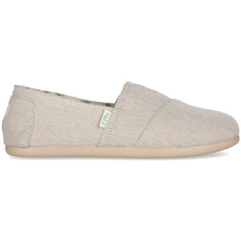 Zapatos Hombre Alpargatas Paez Original Gum M Beige