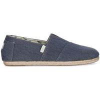 Zapatos Hombre Alpargatas Paez Original Classic M Azul