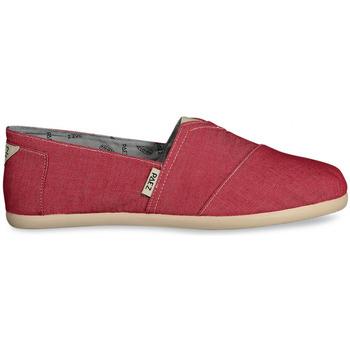 Zapatos Hombre Alpargatas Paez Original Gum M Rojo