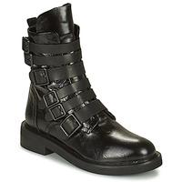 Zapatos Mujer Botas de caña baja Mimmu MINO Negro