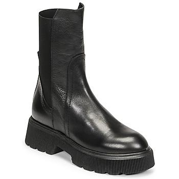 Zapatos Mujer Botines Mimmu VITELLO Negro