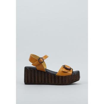 Zapatos Mujer Sandalias Sandra Fontan  Amarillo