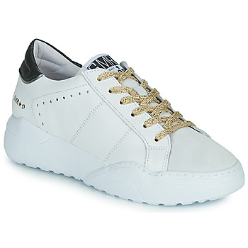 Zapatos Mujer Zapatillas bajas Semerdjian KYLE Blanco / Beige / Negro