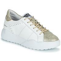 Zapatos Mujer Zapatillas bajas Semerdjian KYLE Blanco / Oro