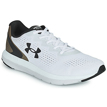Zapatos Hombre Running / trail Under Armour CHARGED IMPULSE 2 Blanco / Marrón