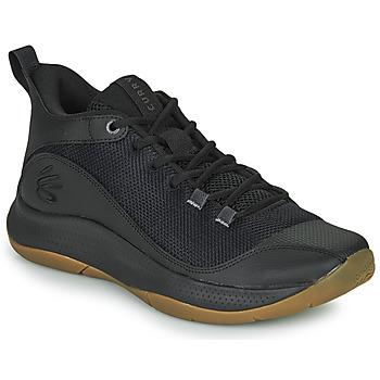 Zapatos Hombre Baloncesto Under Armour 3Z5 Negro