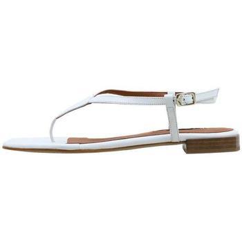 Zapatos Mujer Sandalias Krack  Blanco