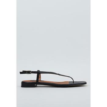 Zapatos Mujer Sandalias Krack  Negro