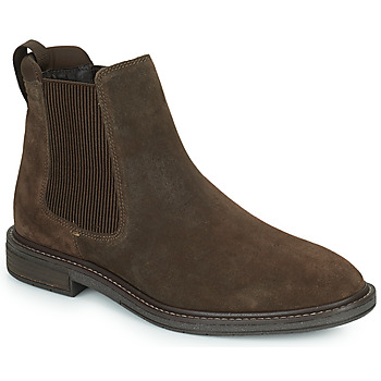 Zapatos Hombre Botas de caña baja Clarks CLARKDALE HALL Marrón