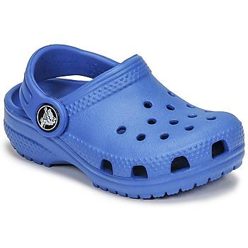 Zapatos Niños Zuecos (Clogs) Crocs CLASSIC CLOG K Azul