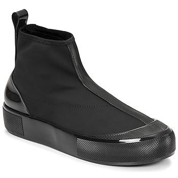 Zapatos Mujer Botas de caña baja Melissa MELISSA JOY BOOT AD Negro