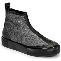 Zapatos Mujer Botas de caña baja Melissa MELISSA JOY BOOT AD Gris
