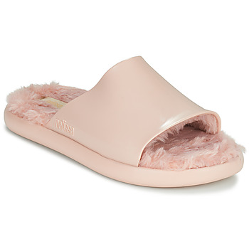 Zapatos Mujer Chanclas Melissa MELISSA FLUFFY SIDE AD Rosa