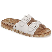 Zapatos Mujer Zuecos (Mules) Melissa MELISSA WIDE AD Blanco