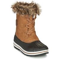 Zapatos Niños Botas de nieve Kimberfeel ADRIANA2 Beige