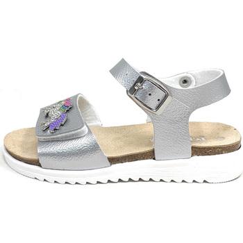 Zapatos Niña Sandalias Lelli Kelly - Sandalo argento LK 1505 ARGENTO