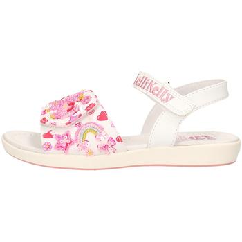 Zapatos Niño Zapatos para el agua Lelli Kelly - Sandalo bianco LK 7400 BIANCO