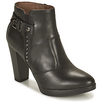 Zapatos Mujer Botines NeroGiardini ASPERGO Negro
