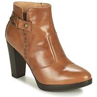 Zapatos Mujer Botines NeroGiardini ASPERGO Cognac