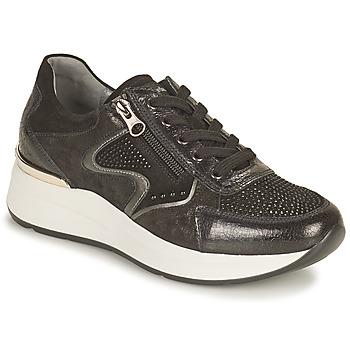 Zapatos Mujer Zapatillas bajas NeroGiardini CHOU Negro