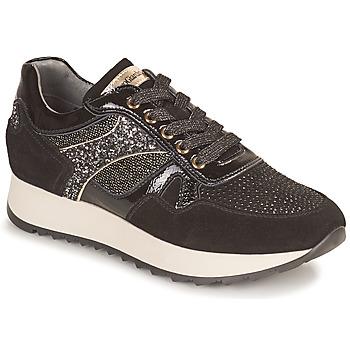 Zapatos Mujer Zapatillas bajas NeroGiardini BROCOLO Negro