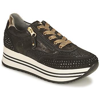 Zapatos Mujer Zapatillas bajas NeroGiardini CAROTTO Negro