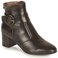 Zapatos Mujer Botines NeroGiardini BLETTO Negro