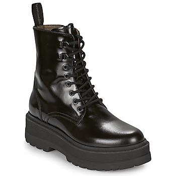 Zapatos Mujer Botas de caña baja NeroGiardini BETTERAVO Negro