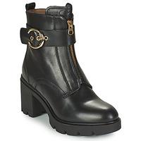 Zapatos Mujer Botines NeroGiardini CELERO Negro