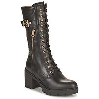 Zapatos Mujer Botas urbanas NeroGiardini CHAMPIGNO Negro