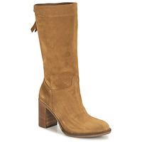 Zapatos Mujer Botas urbanas NeroGiardini CITROUILLO Cognac
