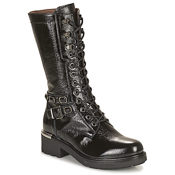 Zapatos Mujer Botas urbanas NeroGiardini COURGO Negro