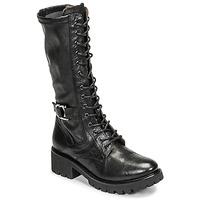 Zapatos Mujer Botas urbanas NeroGiardini CRESSONO Negro
