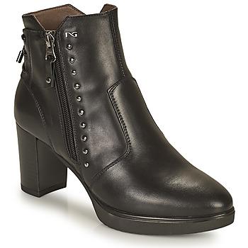Zapatos Mujer Botines NeroGiardini DACHINO Negro