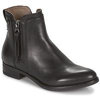 Zapatos Mujer Botas de caña baja NeroGiardini ECHALOTO Negro